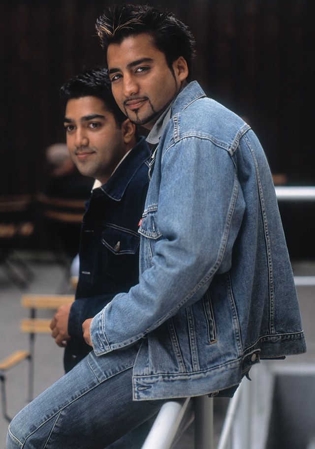 Zishan Ali and Wasim Khohar