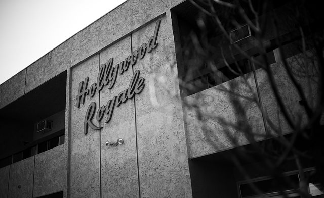 Hollywood Royale at Franklin Avenue in Hollywood. Leica M9 with Leica 35mm Summilux-M f/1.4.
