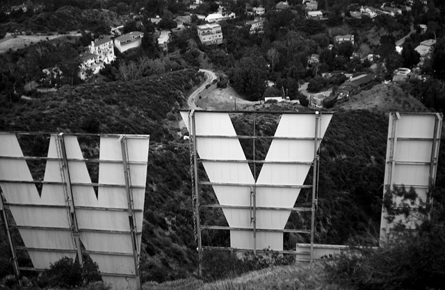 The Hollywood sign. Leica M9 with Leica 50mm Summicron-M f/2.0