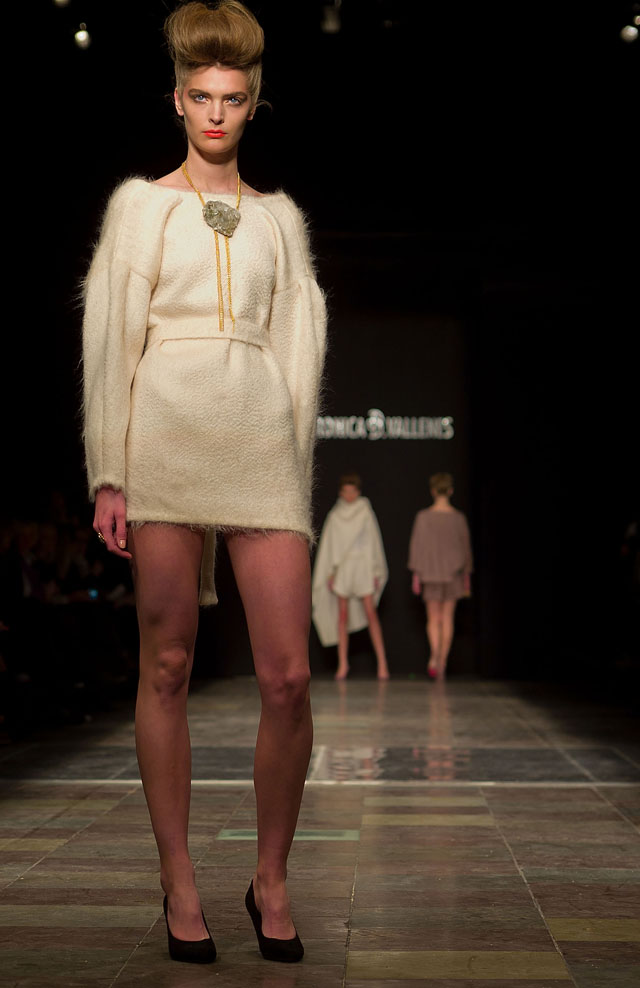 Veronica B. Vallenes show at Copenhagen Fashion Week