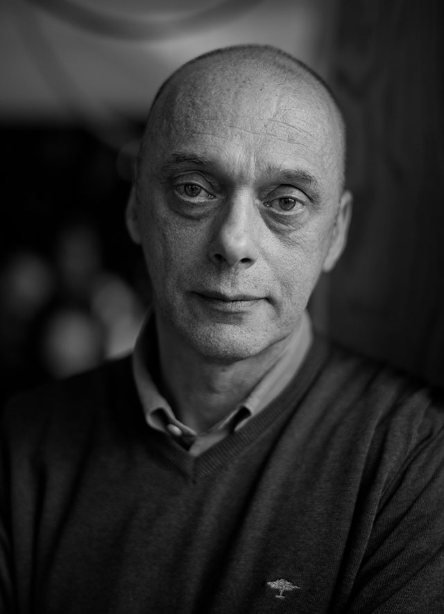 Geert Remmery in Brussels. Leica M10 with Leica 50mm Summilux-M ASPH f/1.4. © 2018 Thorsten Overgaard.