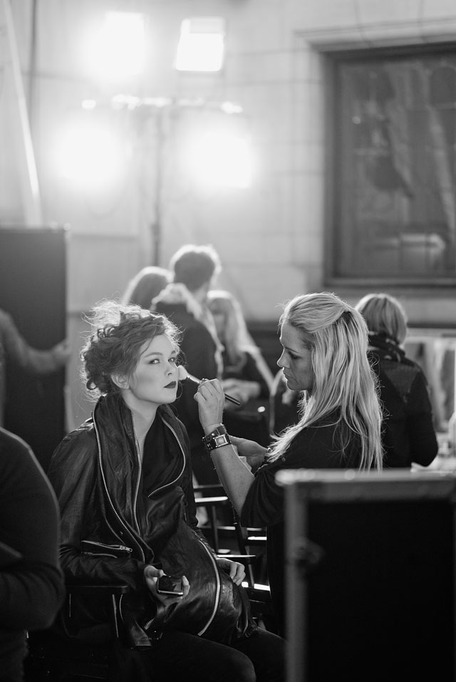 BACKSTAGE by THORSTEN OVERGAARD