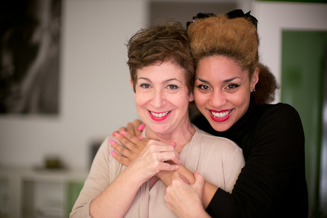 Joan Banks and Joy Villa. Leica M 240 with Leica 50mm Noctilux-M ASPH f/0.95. © 2013 Thorsten von Overgaard.