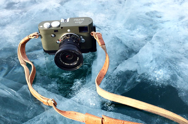 "Page 40 - ""Traveling through ice landscapes with the Leica M-P 240 Safari"""