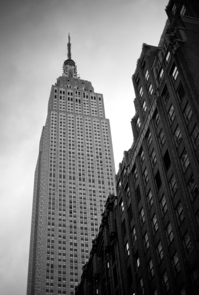Empire State Building, New York. Leica M 246 with Leica 50mm Noctilux-M ASPH f/0.95. © 2016 Thorsten Overgaard.