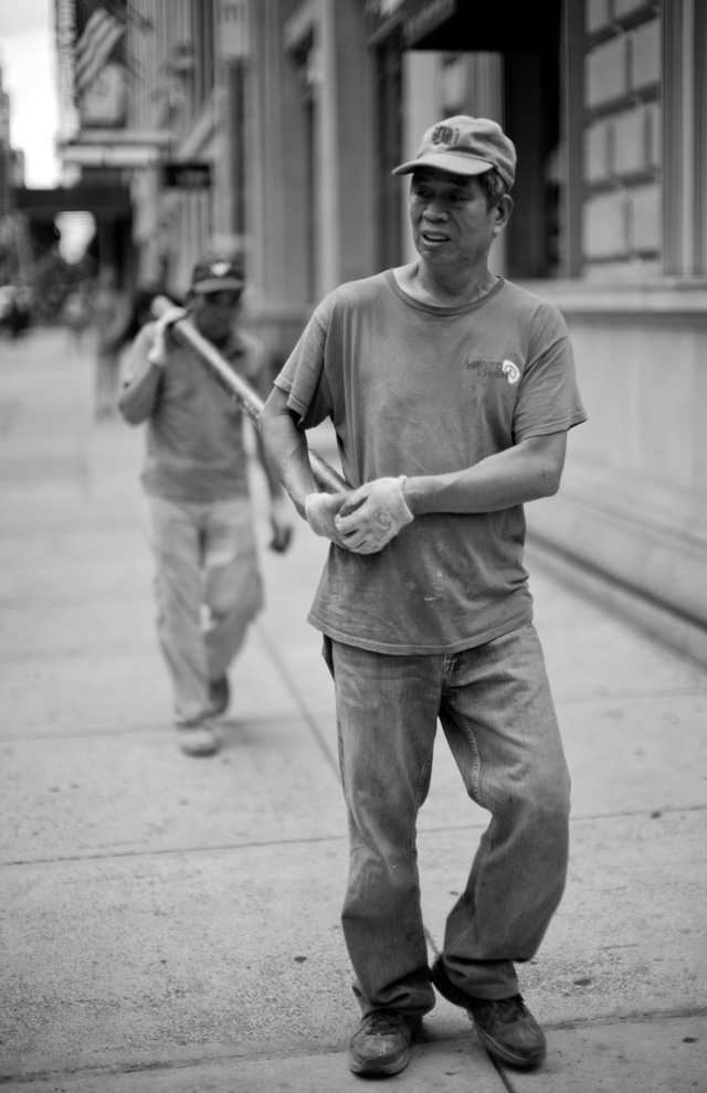 New York. Leica M 246 with Leica 50mm Noctilux-M ASPH f/0.95. © 2016 Thorsten Overgaard.