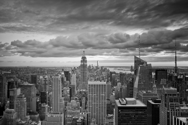New York skyline. Leica M 246 with Leica 28mm Summilux-M ASPH f/1.4. © 2016 Thorsten Overgaard.