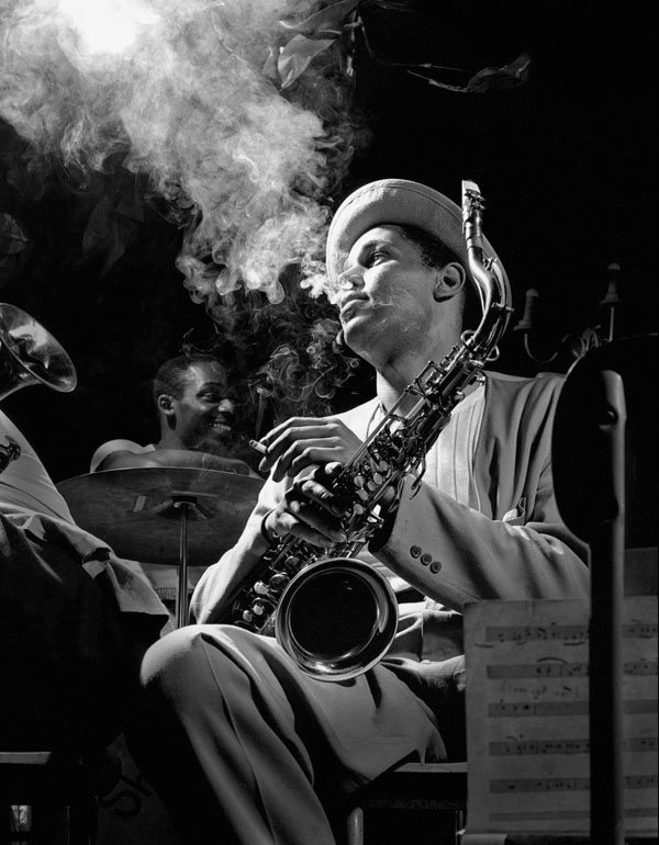 Dexter Gordon - © AP Photo/Herman Leonard Photography, LLC., CTSIMAGES