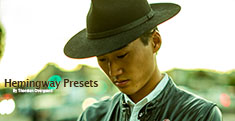 Hemingway Presets for Lightroom by Thorsten Overgaard