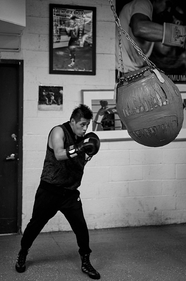 Mendez Boxing Club. Leica M10-P with Leica 50mm APO-Summicron-M ASPH f/2.0. © 2018 Thorsten Overgaard.