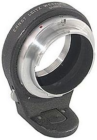 Visoflex II /Visoflex III adapter (produced 1959-1983 as part no. 16466