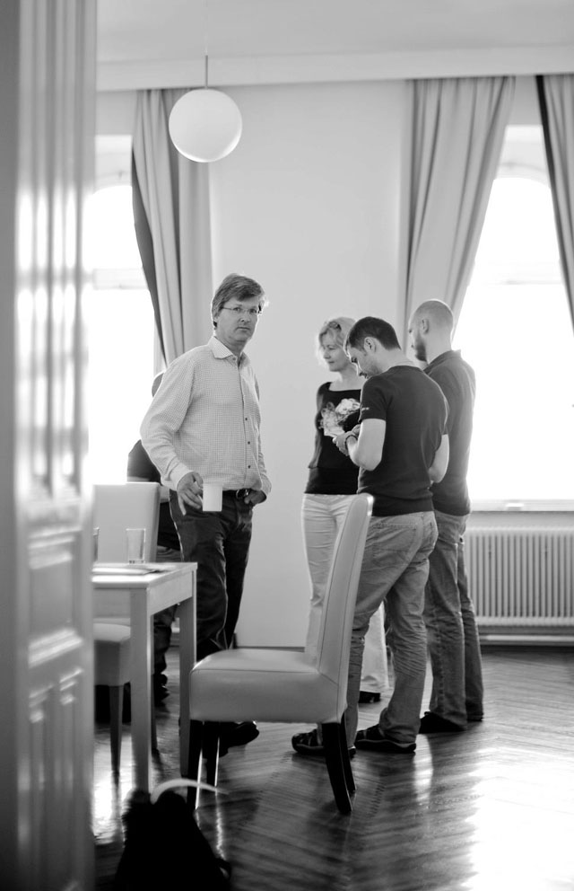 Workshop in Vienna, Austria, June 2012 by Thorsten Overgaard.