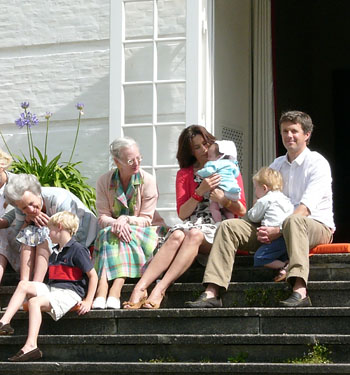 Royal Danish family