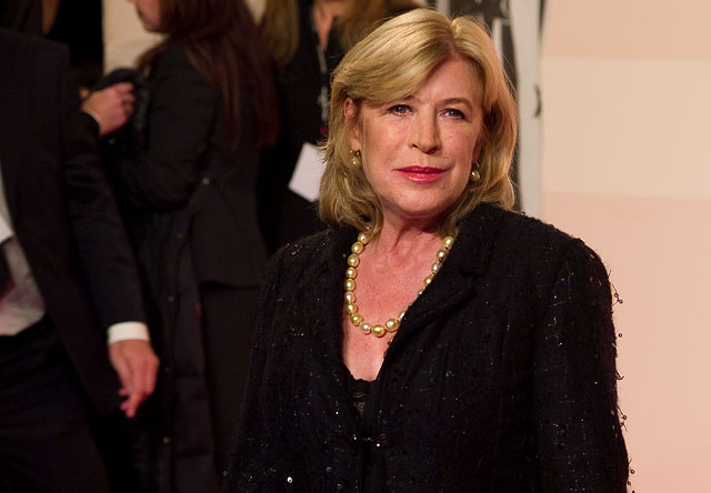 Marianna Faithfull arriving at European Film Awards at Forum on December 6, 2008 in Copenhagen, Denmark  (Photo by Thorsten Overgaard/WireImage)
