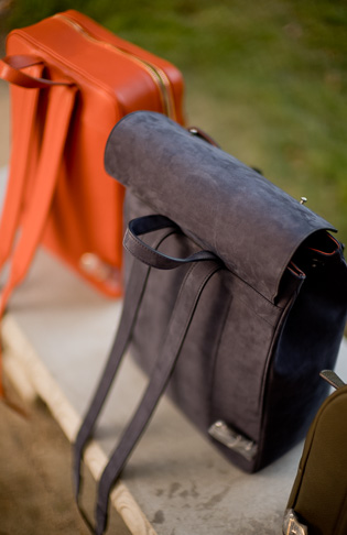The VonBack backpack camera bag by Thorsten von Overgaard