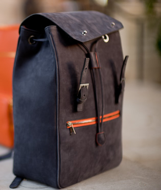 'Stromboli' backpack