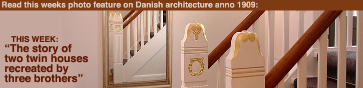 Danish architecture anno 1909