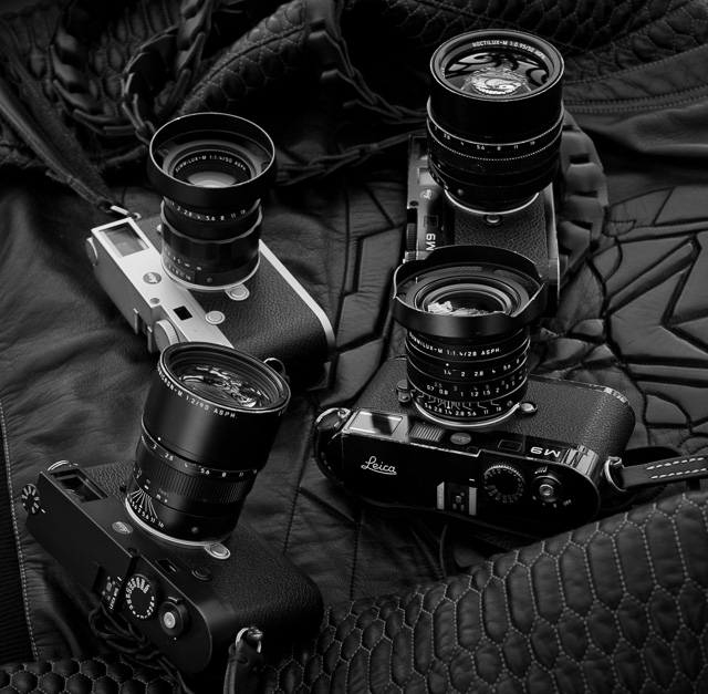 Ten years' experience with the leica M9 and compared to the other Leica M cameras.