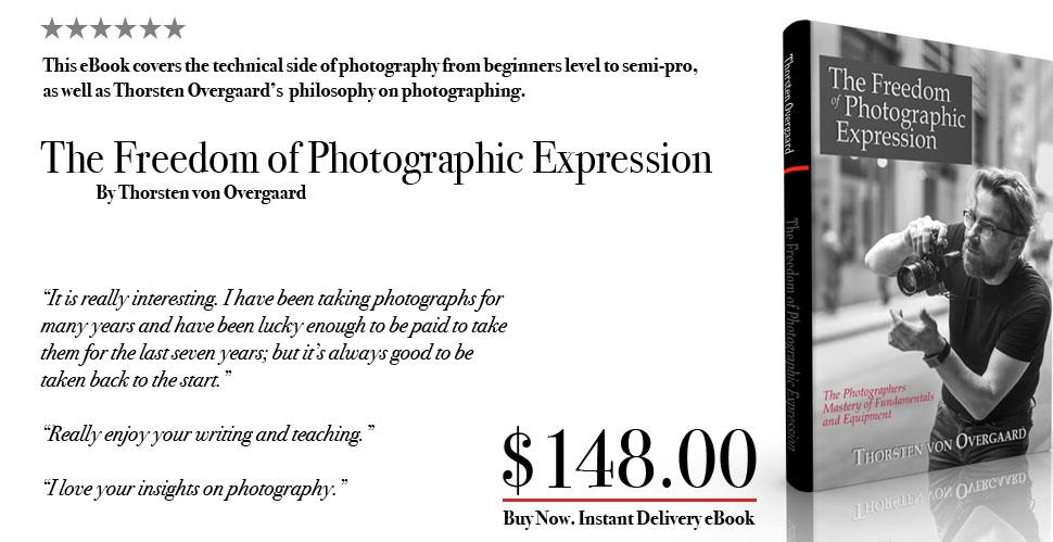 Thorsten Von Overgaard Gallery Store Photography Ebooks