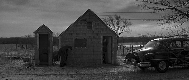 In Cold Blood (1967, directed by Richard Brooks, cinematography by Conrad L. Hall).