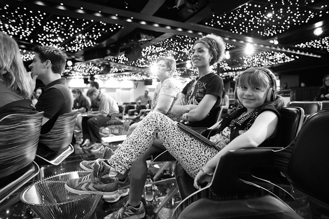 Joy and Robin at the Artists' Convention 2014. Leica M Type 240 with Leica 21 mm Summilux-M ASPH f/1.4.