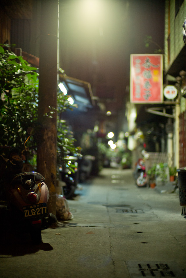 Midnight in Taiwan. Leica M 240 with Leica 50mm Noctilux-M ASPH f/0.95
