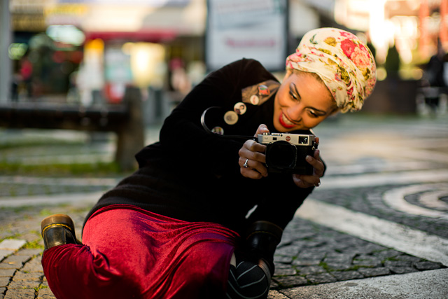 Joy Villa in Istanbul with the new Leica M silver chrome and the 21mm Summilux-M ASPH f/1.4, doing videos and stills on Vivid Colors. Leica M Type 240 with Leica 50mm Noctilux-M ASPH f/0.95.