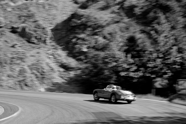 Racing through the mountains in the in Reutte District., Austria. Italy and Austria offer amazing views and roads. Tunnels, mountains and great coffee at the roadside cafes. © 2014 Thorsten Overgaard. Leica M 240 with Leica 50mm Noctilux-M ASPH f/0.95.