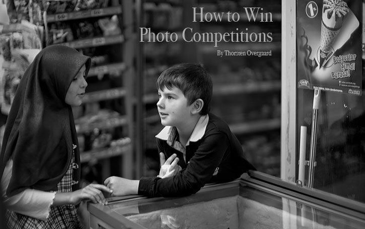 The Story Behind That Picture - How to Win Photo Competitions