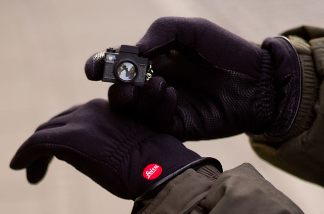 Leica Gloves from Leica Store Tokyo