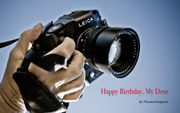 Leica Q Type 116 Hemingway