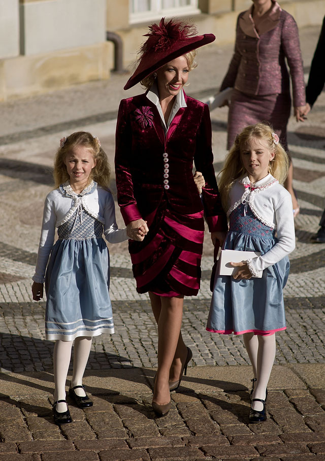 Princess Camilla of Bourbon-Two Sicilies