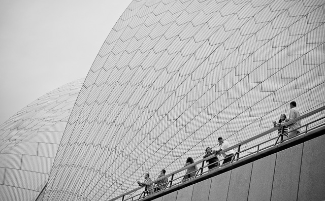 The Sydney Opera House Leica SL 601 test photo