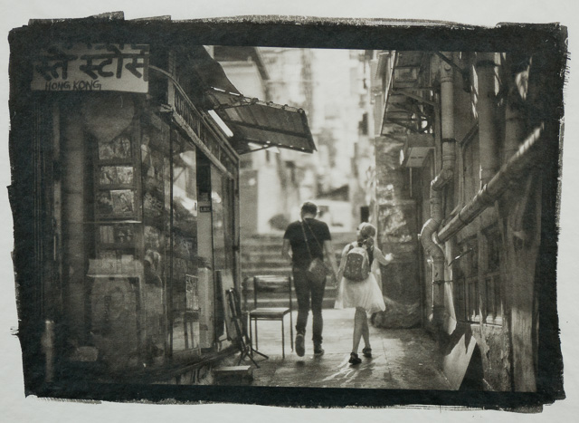 Thorsten Overgaard and Robin Isabella Overgaard by Lawrence Wong in Hong Kong