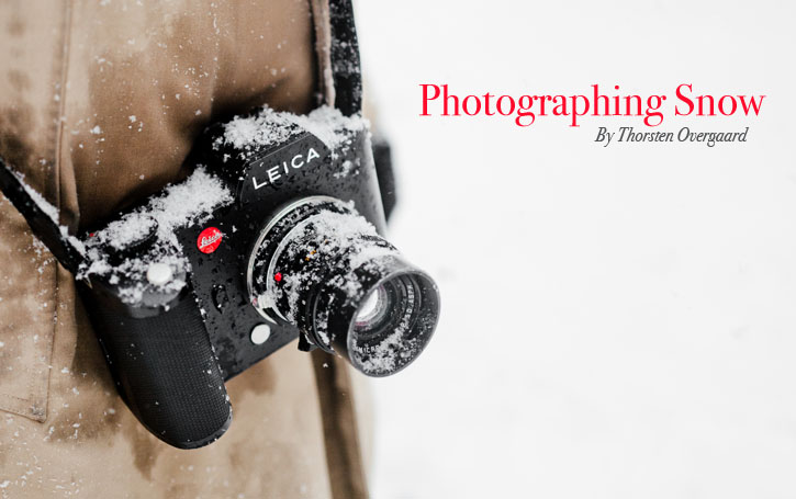 Leica M's Sense of Snow and so on
