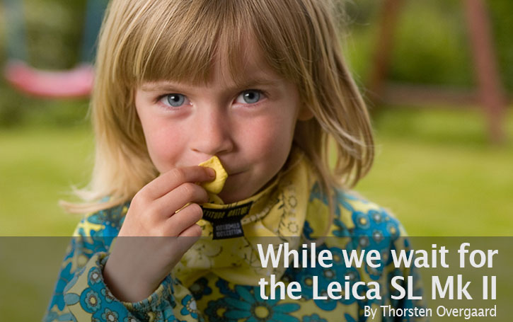 While we wait for the Leica SL Mk II