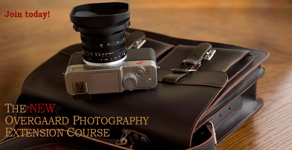 The NEW Thorsten von Overgaard Photography Extension Course