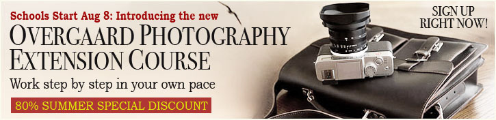 The New Thorsten Overgaard Photography Extension Course