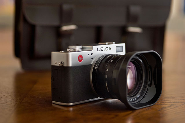 Leica Digilux 4 and Leica Digilux 2