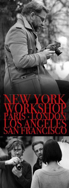 Photo seminars Berlin Copenhagen and Hong Kong