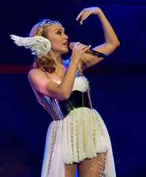 Kylie Minogue Les Folies Tour 2011