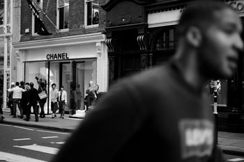 CHANEL at New Bond Street