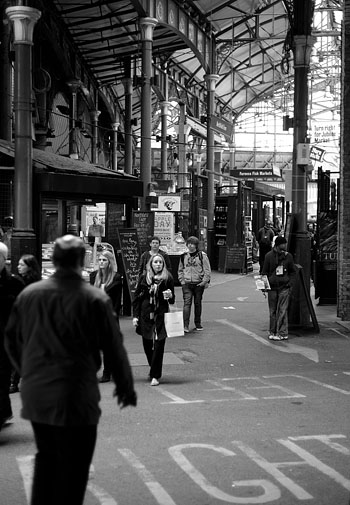 Borough Market, London © 2010 Thorsten Overgaard/LIFE/Getty Images