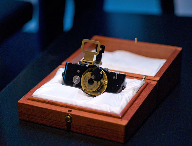 """Barnack's camera,"" or the Ur-Leica"