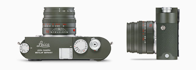 Leica M10-P announced in limited run of 1,500 pcs. Camera is 7,200 Euro, 50mm Summicron-M Safari f/2.0 lens is 2,500 Euro.