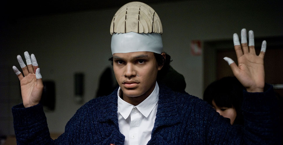 Copenhagen Fashion Week - Henrik Vibskov show backstage