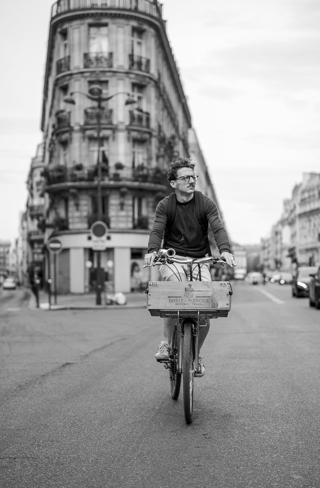 On Rue du 4 Septembre in Paris, May 2016. Leica M9 with Leica 50mm APO-Summicron-M ASPH f/2.0. © 2016 Thorsten Overgaard.