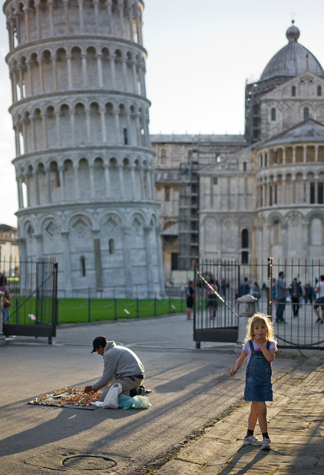 The Leaning Tower of Pisa in Italy, May 2016. Leica M9 with Leica 21mm Summilux-M ASPH f/1.4. © 2016 Thorsten Overgaard.