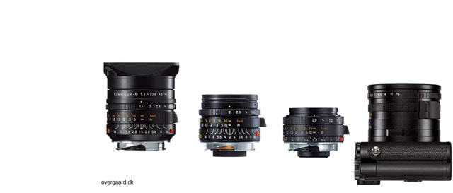 Leica 28mm lens comparison
