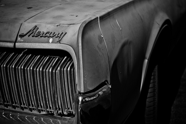 Mercury Cougar in Los Angeles. Leica TL2 with Leica 35mm Summilux-TL ASPH f/1.4. © 2017 Thorsten Overgaard.
